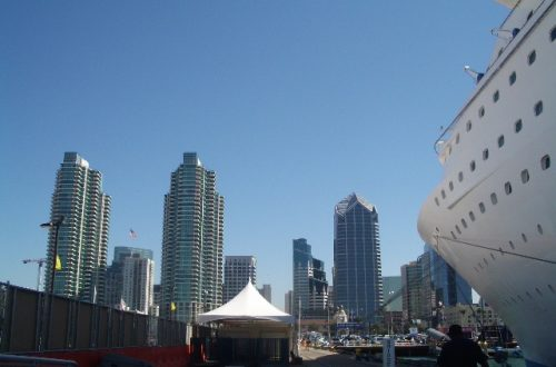 san diego, gitalian world blog, kreuzfahrtschiff